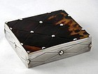 WILLIAM SPRATLING Silver & Shell Box 1949-52