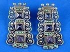 MATL MATILDE POULAT EARRINGS SILVER & JEWELS