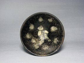 A Lovely Black-Glazed Jianyang Tea Bowl of Song Dynasty