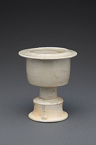 A Nice Stem Incense Burner of N. Song Dynasty.