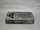 An Ancient Inkstone from Song Dynasty(12th Century)