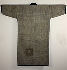 Edo Tanba cloth-texture natural plant dye cotton silk