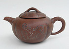 Chinese Yixing Teapot (28)