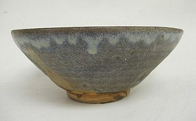 10th-14th Century Jun Yao Large Bowl