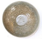 Song Dynasty Yaozhou Carved Celadon Bowl