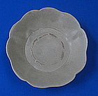 Lotus shape yue bowl,Song-five dynasty