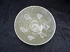 Tang Dynasty Green Glaze Bowl