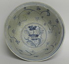 15th-16th Century Ming Blue and White Bowl (4)