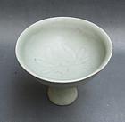 Song - Yuan dynasty Longquan Celadon Stem Cup