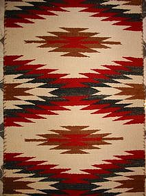 Navajo Saddle blanket