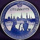 Royal Copenhagen Bicentenary plate