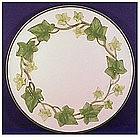 Franciscan (American) Ivy dinner plate 10 3/8""