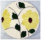 Ridge Daisy Blue Ridge So Pott bread & butter plate
