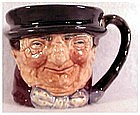 Royal Doulton Tony Weller character jug- A Mark 3 1/4