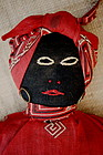 C1920 Vintage Black Memorabilia Folk Art Mammy Doll
