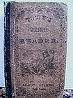 1851 Maine  School Book – Town's Third Reader