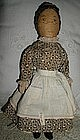 RARE C1900 Sample Black Granny Doll by Ruie Ann Park