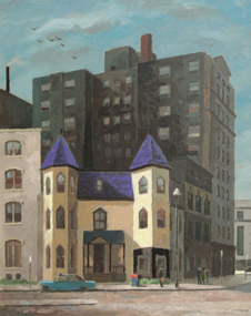 James Francis O�Brien (American, 1917-1996)