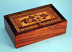 Tumbridge Ware Trinket Box
