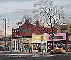 Bethesda Maryland by James Francis O'Brien