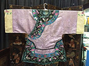 Beautiful Chinese robe