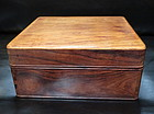 A elegant Huanghauli document box