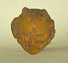 Jamacoaque head fragment