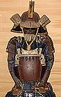 Distinct Edo period Japanese Samurai Armor, Yoroi
