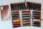 Lacquer Sample Set for Sword Scabbards