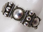 Wonderful William Spratling Mexican Silver Bracelet