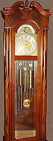 Antique Grandfather Clock Winterhalter & Hoffmeyer