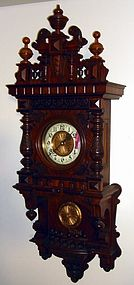 Antique Berliner Clock 19th C.