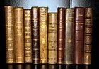 Buy Antique Leatherbound French Books by the Foot