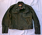 Harley Davidson Distressed Leather Billings Jacket