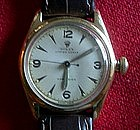 18k Rolex Men's Oyster Vintage Wrist Watch