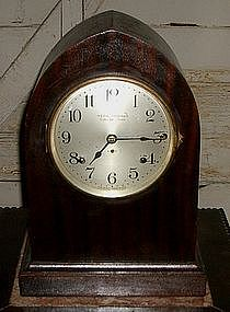 Seth Thomas Westminster Mantel Chime Clock