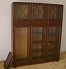Large Mahogany Bookcase