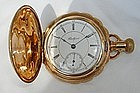 Antique Rockford Pocket Watch 19th C.