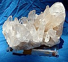 Quartz Crystal Cluster Large