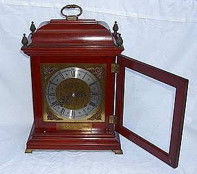 Antique French Clock Morbier Mantel 19th Century