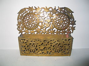 "a synagogue ""wish box""marocco"