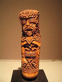 an ivory kriss handle ,java