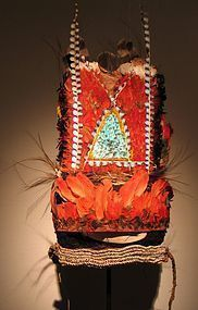 a papua new guinea headdress