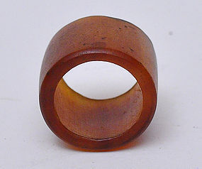 A Chinese Horn Archer's Ring