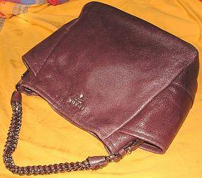 d8cdcf593d42 Authentic Prada Cervo Lux Shoulder Hand Tote Bag (item  1040311)