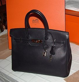 authentic hermes bag