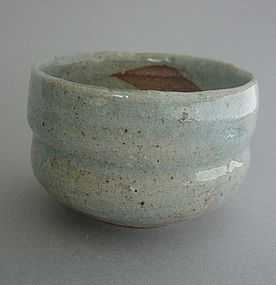 Woodfired Tea Bowl, Matcha Chawan; by George Gledhill