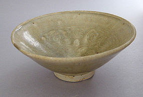 Celadon Bowl, Vietnam, ca.14th-17th C.