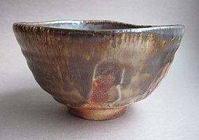 Matcha Chawan, Tea Bowl, Black Glaze. John Benn