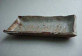 Rectangular Plate - Dish, George Gledhill